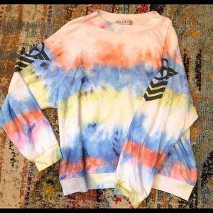 Wildfox tie dye sweater!